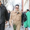 Kendall Jenner à New York, le 8 février 2018