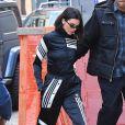 Kendall Jenner à New York. Le 8 février 2018