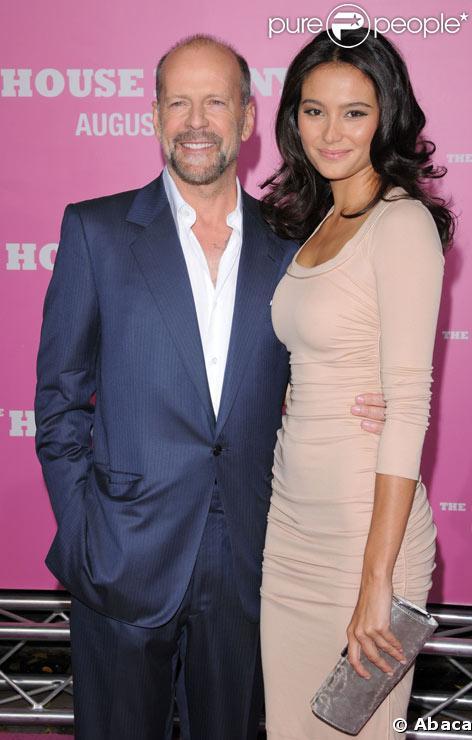Bruce Willis et Emma Heming