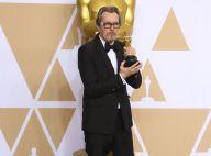 Oscars 2018 : Gary Oldman, Churchill consacré, rend hommage à sa maman de 99 ans