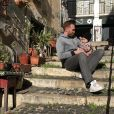 Maxime (Koh-Lanta Fidji) à Lisbonne avec sa chérie Maëlys et leur adorable fille Lou.