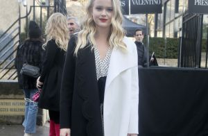 Fashion Week : La fille de Reese Witherspoon, Ava, craquante pour Valentino
