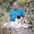"""Jean-Claude, éleveur de brebis en Occitanie. """"L'amour est dans le pré"""" 2018."""
