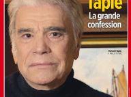 """Bernard Tapie face au cancer : """"On lui a enlevé les trois quarts de l'estomac"""""""
