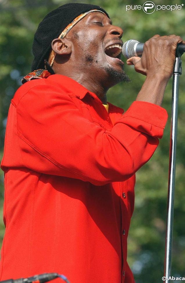 Jimmy Cliff en 2003