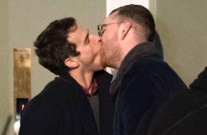 Sam Smith se moque de son chéri après leur baiser passionné