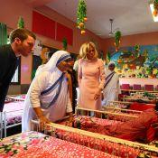 Brigitte Macron impeccable et engagée en Inde, seule ou avec le président