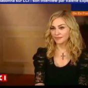 Découvrez l'interview de Madonna... par Valérie Expert !