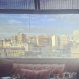 Jérôme Bertin et sa compagne Mariah en vacances au Liban. Mars 2018.