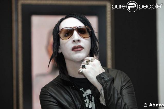 Marilyn Manson en 2007