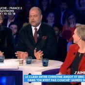 ONPC : Christine Angot a quitté le plateau et a inventé une fausse excuse !