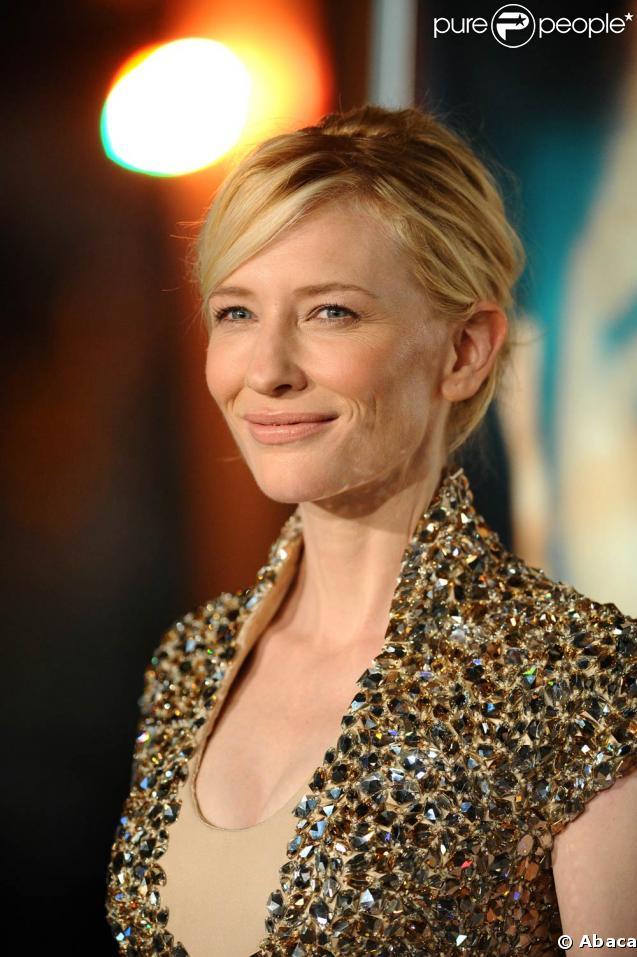 """Cate Blanchett, bientôt sur le tournage de """"Robin des Bois"""", de Ridley Scott !"""
