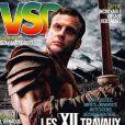 """Couverture du magazine """"VSD"""", numéro du 15 mars 2018."""