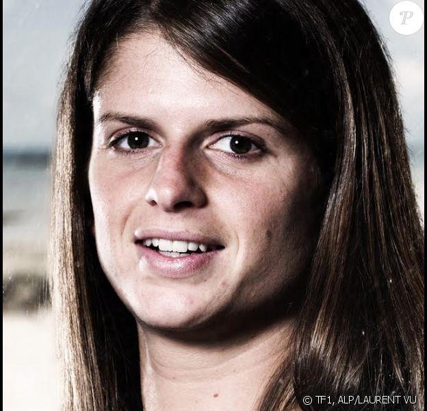 "Clémentine, candidate de ""Koh-Lanta All Stars"", photo officielle, TF1"