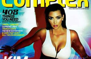 La voluptueuse Kim Kardashian... comme vous ne l'avez jamais vue ! Regardez !