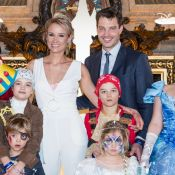 Elodie Gossuin, maman heureuse au Palais Garnier face à Sylvie Tellier, enceinte