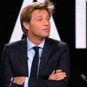 """Laurent Delahousse cuisiné sur Alice Taglioni : Son """"moment de solitude"""""""