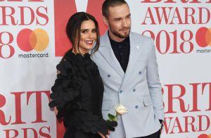 Liam Payne et Cheryl Cole :