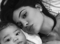 Kylie Jenner, ses premiers selfies avec Stormi : un duo trop craquant