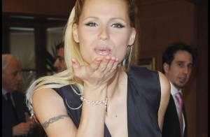 La très belle Michelle Hunziker... fraîchement divorcée, bientôt remariée !