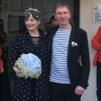 Cécilia Hornus et Thierry Ragueneau de la série  Plus belle la vie  se sont mariés.