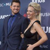 Michael Bublé bientôt papa : Sa belle Luisana confirme sur tapis rouge
