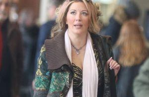 Loana en route pour La Villa des coeurs brisés 4 : La star incognito à Orly !
