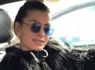 """Mélanie Da Cruz accusée d'inventer sa grossesse : Son message aux """"garces"""""""