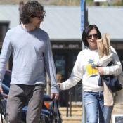Shannen Doherty : Guérie, la star profite de son mari, Kurt Iswarienko
