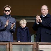 Albert et Charlene de Monaco célèbrent Pâques avec Jacques et Gabriella