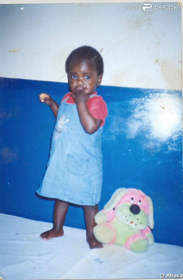 Mercy James, la petite Malawite que Madonna souhaite adopter