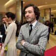 Alexander Vlahos - Soirée d'ouverture de la 1e édition du festival CanneSéries le 4 avril 2018, à Cannes.  © Bruno Bebert/Bestimage