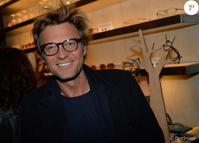 Exclusif laurent delahousse lancement de la marque de - Les soldes hiver 2015 ...