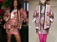 Rihanna : Canon en minijupe, elle brave un boycott