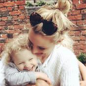 Élodie Gossuin : Maman comblée et câline avec sa fille cadette, Joséphine