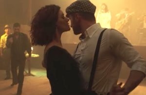 Fauve Hautot filmée par son chéri dans un tango torride pour Plaza Francia