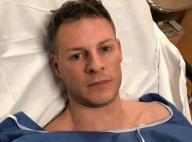 Matthieu Delormeau à l'hôpital après un gros accident : Sutures, brûlures...