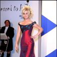Kellie Pickler, chanteuse de country lors de la soirée de charité Dress to Kilt organisée par Sean Connery et sa femme Lady Micheline le 30 mars 2009