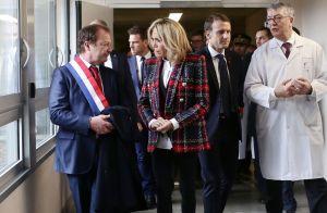 Brigitte Macron a 65 ans : Une première dame et