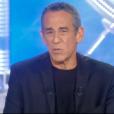 """Thierry Ardisson lance une pique à Stéphane Guillon dans """"Salut les terriens"""", samedi 14 avril 2018, C8"""