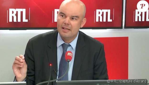 Me Ravanas lance un appel sur RTL face à Yves Calvi, le 16 avril 2018.