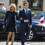Brigitte Macron : Son clan visé par des manifestants !