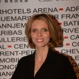 Sylvie Tellier (enceinte) - Photocall du déjeuner du Chinese Business Club pour la journée internationale des droits des femmes au Pavillon Cambon à Paris, France, le 8 mars 2018. © Rachid Bellak/Bestimage