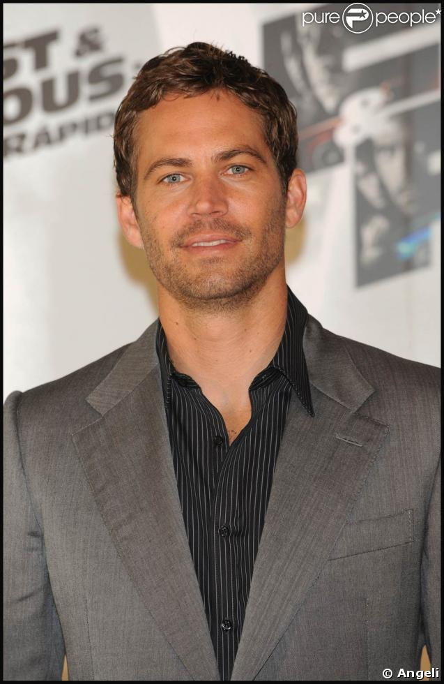 "Paul Walker, lors de la présentation de ""Fast and Furious 4"", au Santo Mauro Hotel de Madrid, le 25 mars 2009 !"