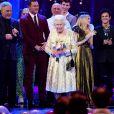 Le prince Charles lors de la soirée pour le 92 anniversaire de la reine Elizabeth II au Royal Albert Hall à Londres le 21 avril 2018.
