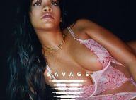 Rihanna : Sublime dans sa première collection de lingerie !