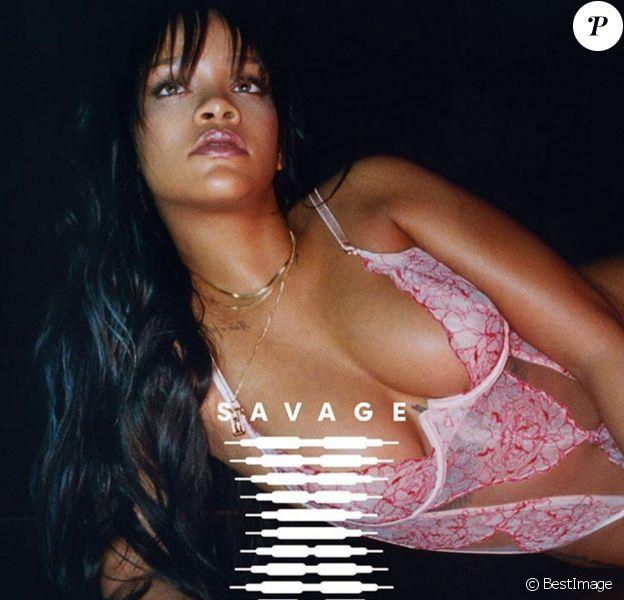 Rihanna lance sa marque de lingerie, Savage X Fenty.