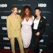 Gigi et Bella Hadid : Stylées et complices pour Serena Williams