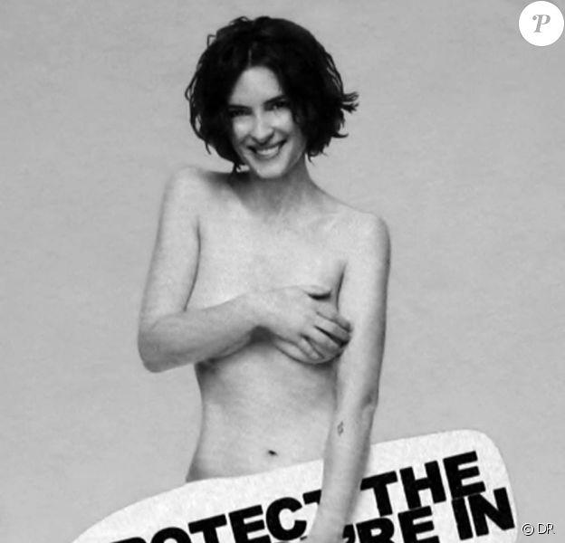 Une Winona Ryder... juste toute nue !