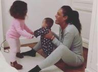 """Amel Bent : """"J'ai envie d'être avec mes enfants tout le temps"""""""
